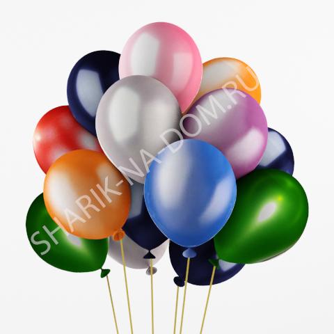 Воздушные шары Металлик