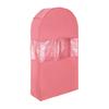 Чехол для одежды двойной  короткий 100х60х20, Minimalistic, Minimalistic Pink