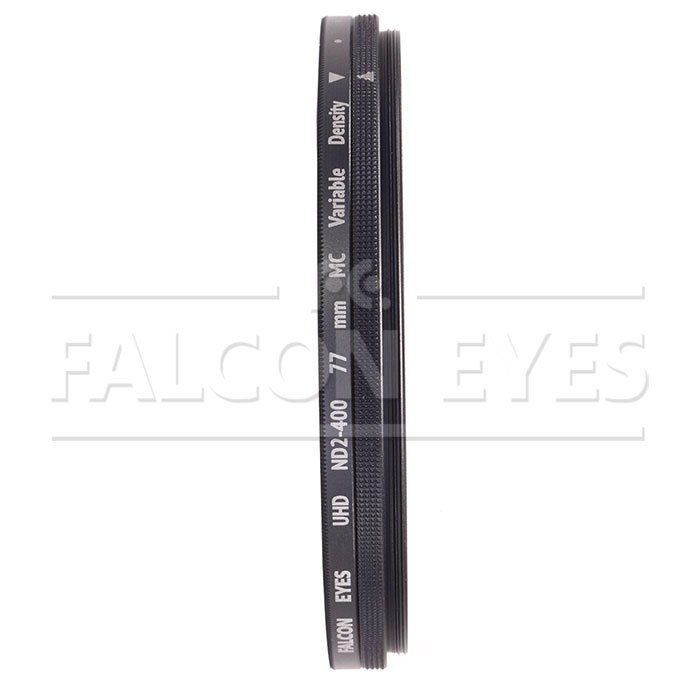 Falcon Eyes UHD ND2-400 77 mm MC