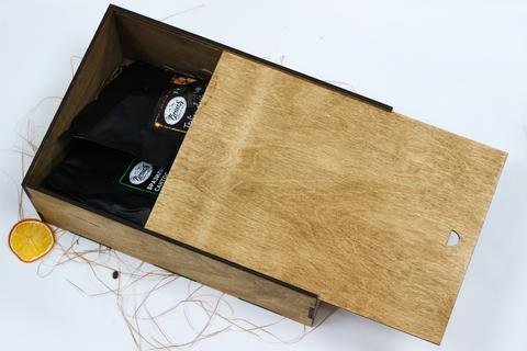 Большой кофейный набор №1 в подарочной коробке