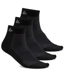 Комплект беговых носков Craft Greatness Mid средней длины 3 пары