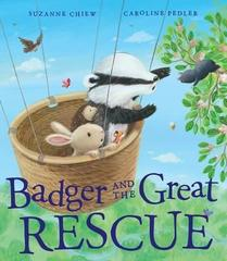 Badger and the Great Rescue