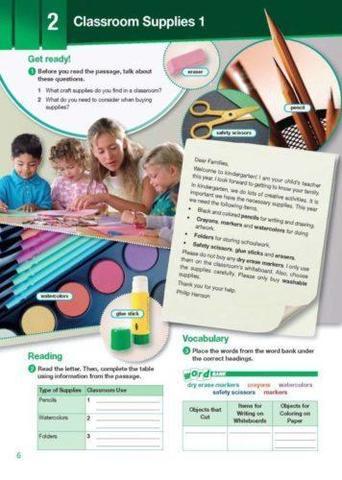 Kindergarten Teacher (ESP). Student's Book. Учебник