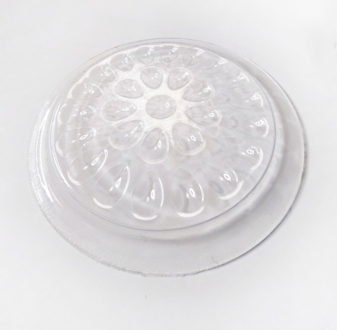 Палетка для клея с клейкой основой (28 лунок)