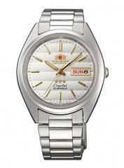 Мужские часы Orient FAB00007W9 Three Star