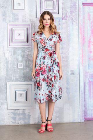 Платье З367а-593