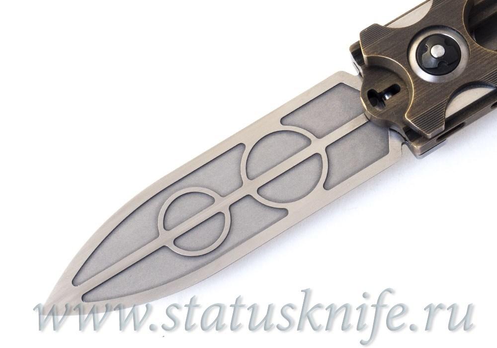 Нож Сайрекс #1 Cyrax Ломаченков Николай