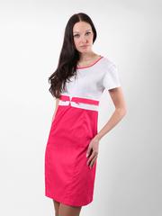 6712-3 платье красное