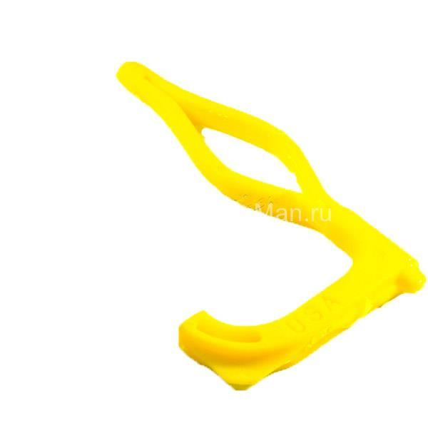 Флажок безопасности для ружья Shooter-Man желтый