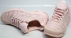 Кроссовки найк женские розовые Nike Air Max TN Plus