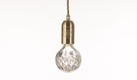 replica LEE BROOM Cristall Bulb
