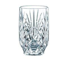 Хрустальный стакан для сока и воды PALAIS, 238 мл