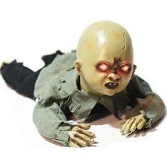 Ужасы аниматроник Ребенок зомби
