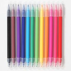 Muji Brilliant Brush Pen (набор 12 шт)