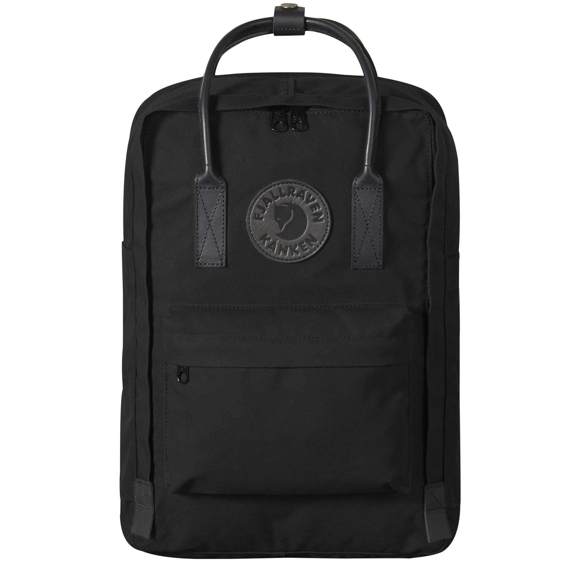 Рюкзак Fjallraven Kanken No.2 Black Edition Laptop 15 черный