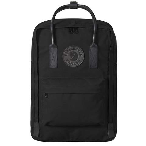 Рюкзак Fjallraven Kanken No.2 Black Edition Laptop 15 черный
