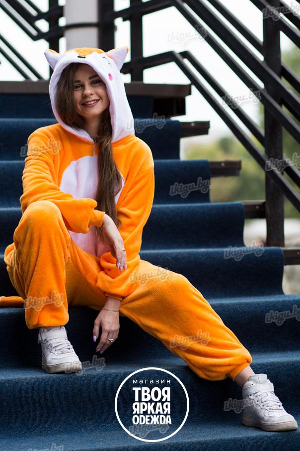 Пижамы кигуруми Лисёнок lisenok1.jpg