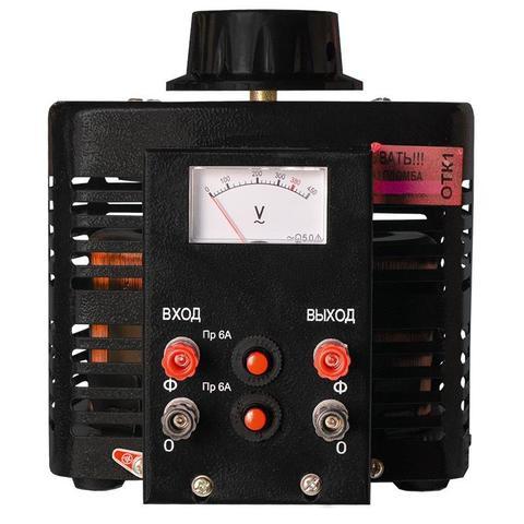 Автотрансформатор (ЛАТР) ЭНЕРГИЯ Black Series TDGC2-2_image1