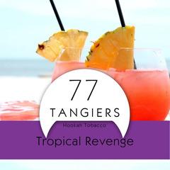 Табак Tangiers 250 г Burley Mixed Fruit Tropical Revenge!