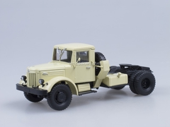 MAZ 200V road tractor beige AutoHistory 1:43
