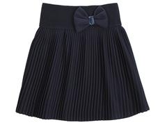 2548 юбка детская, синяя