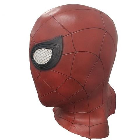 Мстители Война бесконечности маска латексная Человек паук