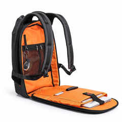 Рюкзак антивор молодёжный для ноутбука 15,6 Tangcool 701 чёрный