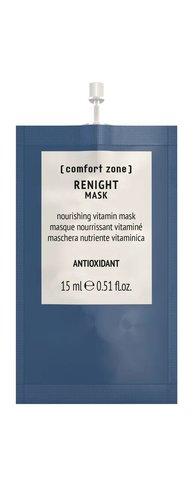 [comfort zone] Питательная мультивитаминная маска RENIGHT