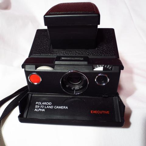 Polaroid SX-70 Alpha 1 Executive