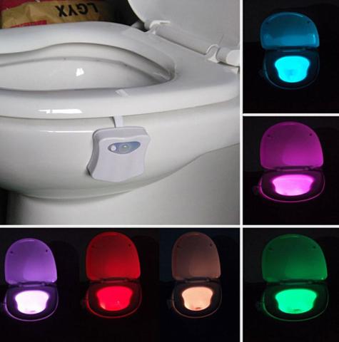 Подсветка для унитаза Led Light Bowl