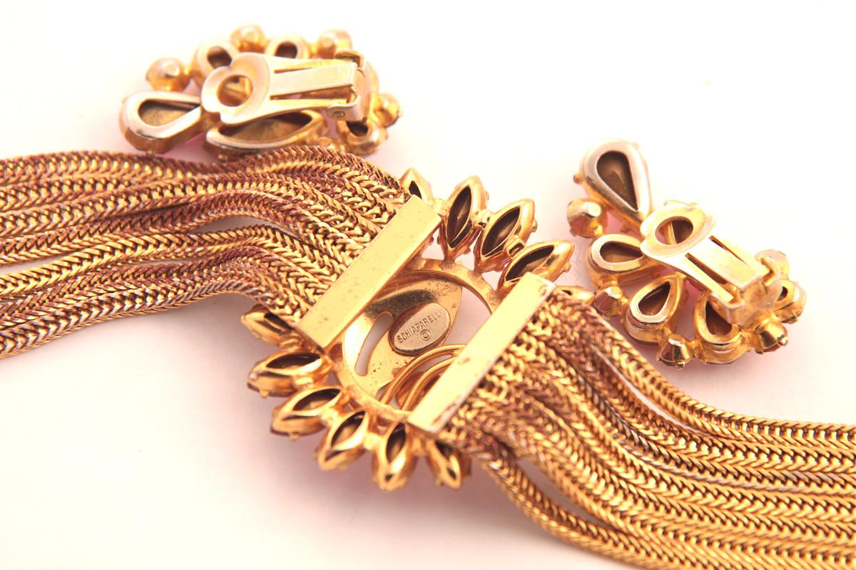 Элегантный браслет от Schiaparelli