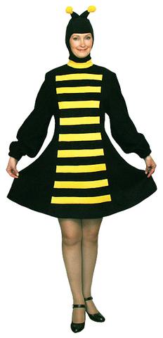 Костюм Пчелы женский