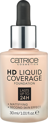 Catrice HD Liquid Coverage Foundation тональный крем 30 мл