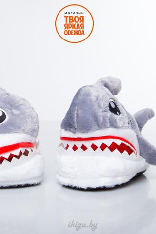 """Тапочки """"Акула"""""""