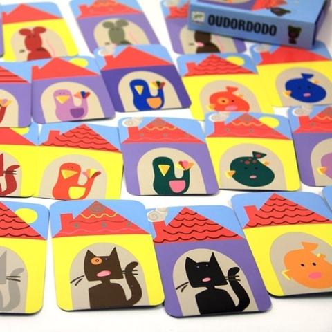 Карточная игра Где Додо