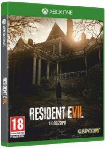 Microsoft Xbox One Resident Evil 7: Biohazard (русские субтитры)