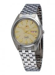 Мужские часы Orient FAB00009C9 Three Star