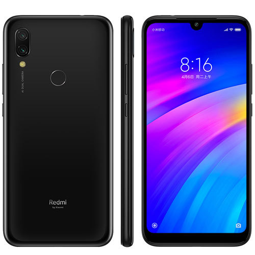 Xiaomi Redmi 7 3/32 Gb Black (Global Version)