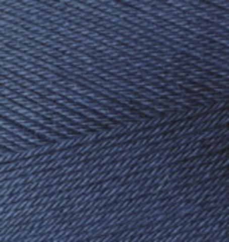 Пряжа Alize Forever 361 темно-сини, фото