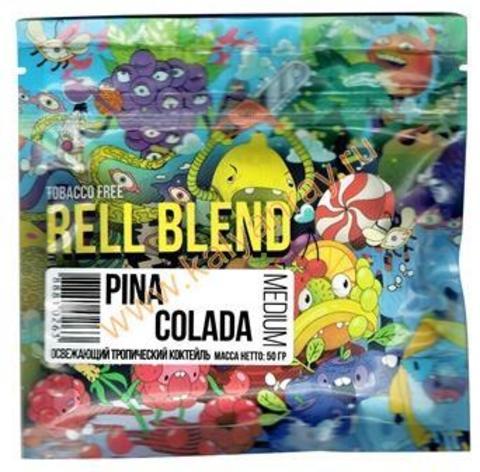 Бестабачная смесь Rell Blend - Пина Колада