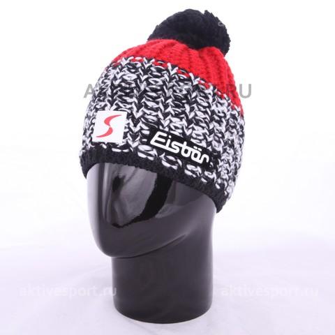 шапка Eisbar focus pompon sp
