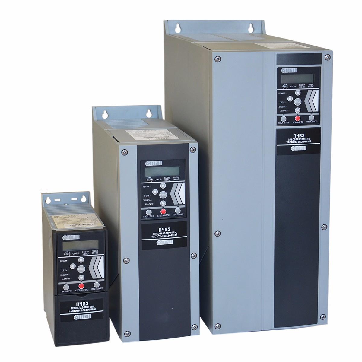 ПЧВ3 преобразователи частоты векторные для насосов и вентиляторов