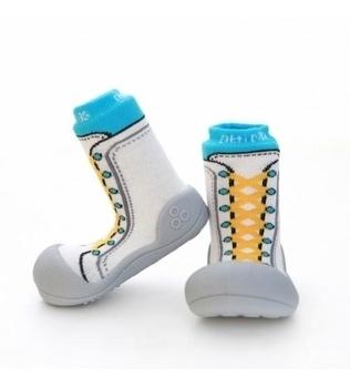 Детская обувь, ботинки марки Attipas New Sneakers голубой