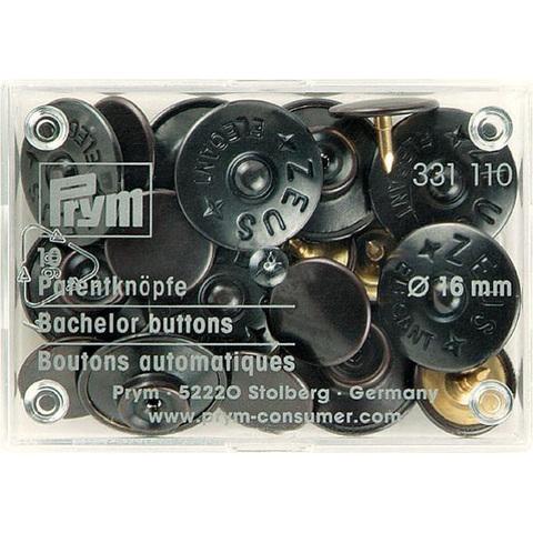Кнопки набор d16 PRYM 331110