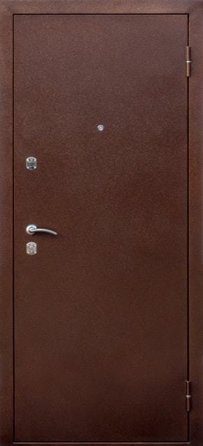 цвет входной двери медный