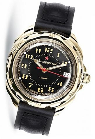 """Купить Наручные часы Восток """"Командирские"""" 219123 по доступной цене"""