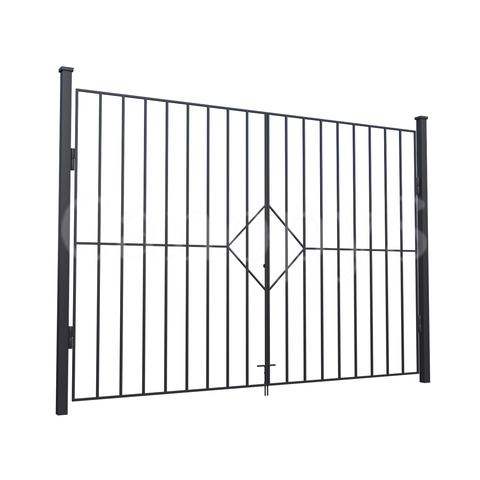 Ворота стальные