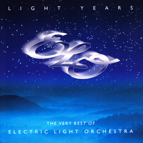 Electric Light Orchestra / Light Years: The Very Best Of Electric Light Orchestra (2CD)