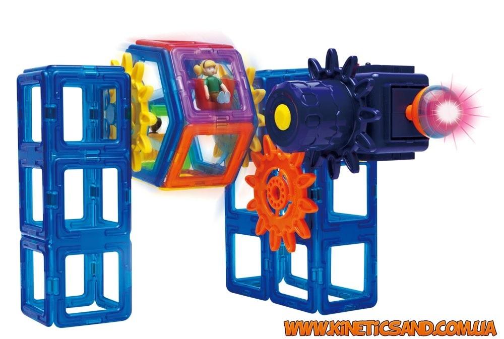 Magformers Сила механизмов, 60 элементов