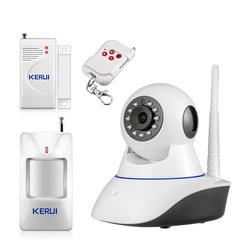 KERUI KR-IPCZ05 wi-fi видео сигнализация